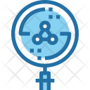 Bacteria Research Search Icon