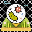 Soil Microorganism Bacteria Icon