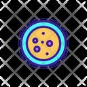 Biomaterials Formula Chemistry Icon