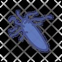 Medicine Microbiology Illness Icon