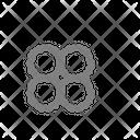 Bacteria Disease Ebola Icon