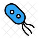 Germs Flu Bacteria Icon