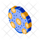 Bacteria Laboratory Medical Icon