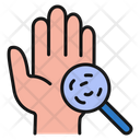 Bacteria Viruses Infection Icon