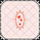 Bacteria Virus Disease Icon