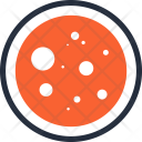 Bacteria Biology Cell Icon