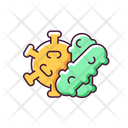 Bacteria Virus Bacterium Icon