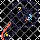 Bacteria Test Icon