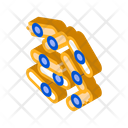 Bacteria Biology Infection Icon