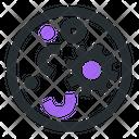 Bacterium Virus Bacteria Icon