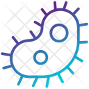 Bacterium Bacteria Virus Icon