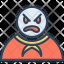 Bad Nasty Negative Icon