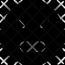 Bad Smileys Emoji Icon