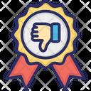 Bad Award Icon