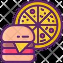 Bad Eating Habits Icon