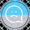 Feedback Review Emotion Icon