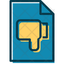 Bad Feedback File Icon