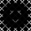 Badmood Emoticon Emoji Icon