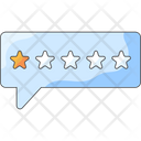 Bad Review Unsatisfied Dislike Icon