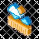 Bad Weather Wheat Icon