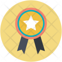 Badge Medal Awrad Icon