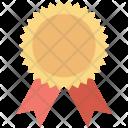 Badge Winner Medal Icon