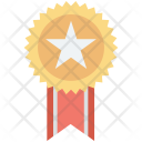 Badge Star Winner Icon