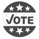 Badge Campaign Label Icon