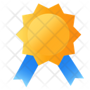 Win Badge Wining Icon