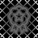 Ranking Badge Winner Icon