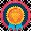 Star Badge Badge Ribbon Badge Icon