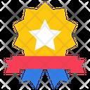 Championship Award Emblem Icon