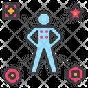 Badge Token Rank Icon