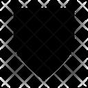 Badge Shield Protection Icon