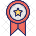 Badge Gold Medal Medal Icon