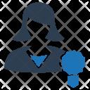 Badge Premium Account Icon