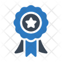Badge Winner Prize Icon