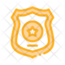 Police Officer Isolated Icon