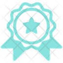 Quality Award Badge Icon