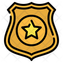 Badge Emblem Shield Icon