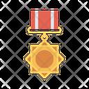 Badge Medal Ribbon Icon