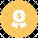 Badge Award Ribbon Icon