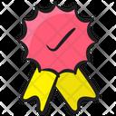 Badge Quality Badge Ranking Icon