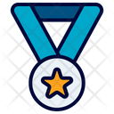Medals Winner Prize Icon