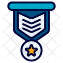 Medals Winner Achievement Icon