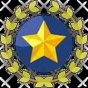 Badge Prize Label Icon