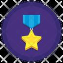 Badge Achievement Award Icon