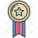 Badge Medal Sucess Icon