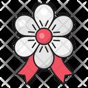 Badge Decoration Christmas Icon