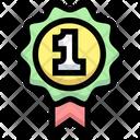 Badge Awardmachievement Success Icon